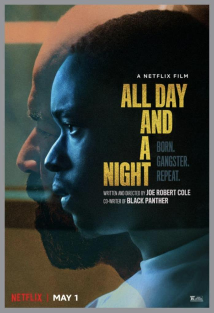 Poster di All Day and a Night