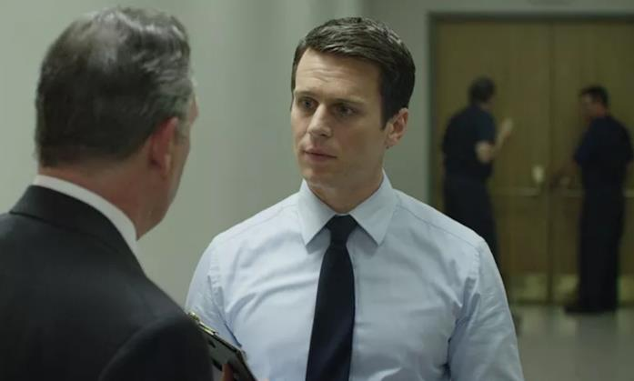 Holden Ford in Mindhunter