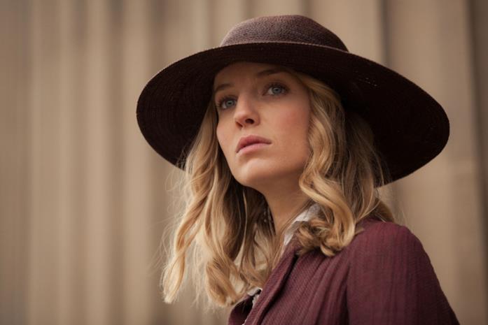 Annabelle Wallis è Grace nella prima stagione di Peaky Blinders