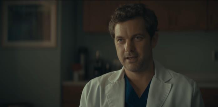 Joshua Jackson è Dr. Death nella serie Peacock