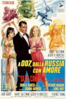 Poster A 007, dalla Russia con amore