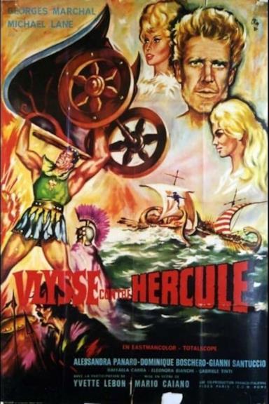 Poster Ulisse contro Ercole