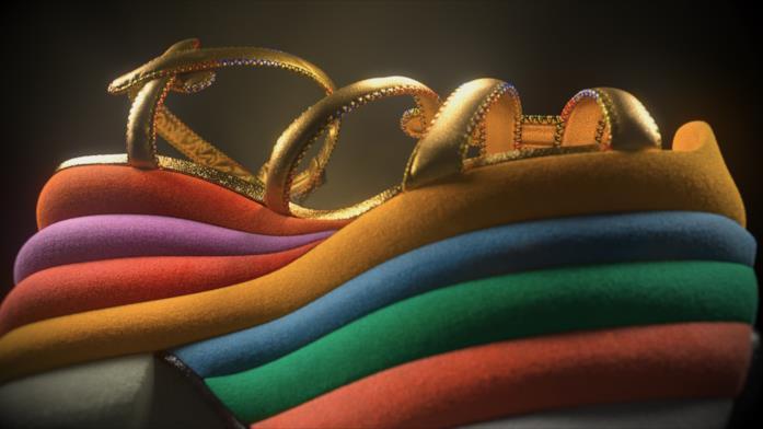 Salvatore - Shoemaker of Dreams - il modello Rainbow