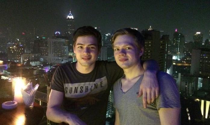 Tim e Alex Foley, i figli delle spie russe che hanno ispirato la serie The Americans