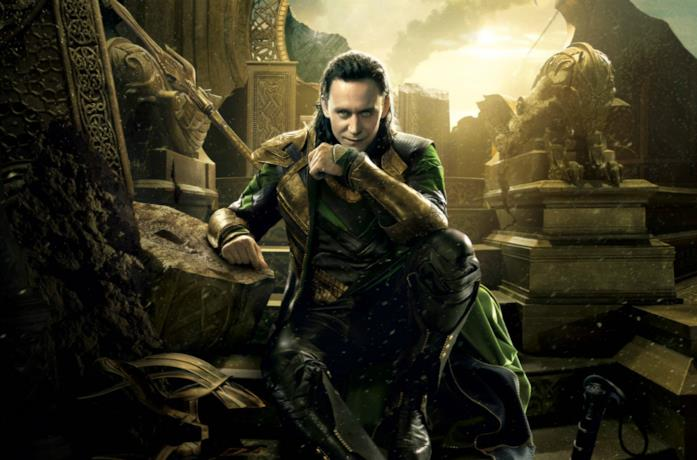 Un'immagine di Loki
