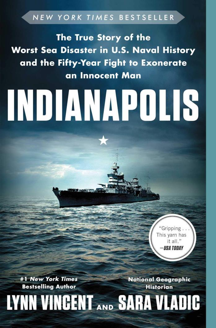 Il libro sulla storia vera della USS Indianapolis di Lynn Vincent e Sara Vladic