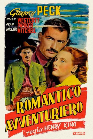 Poster Romantico avventuriero