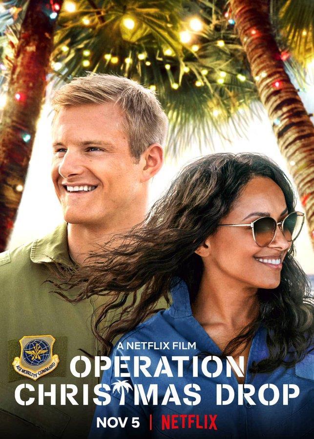 Operation Christmas Drop - poster del film