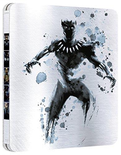 Cofanetto Blu-ray di Black Panther