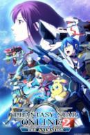 Poster Phantasy Star Online 2: The Animation