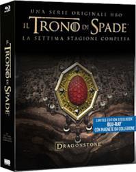 Il Trono di Spade Stagione 7 (Steelbook) (3 Blu-Ray)