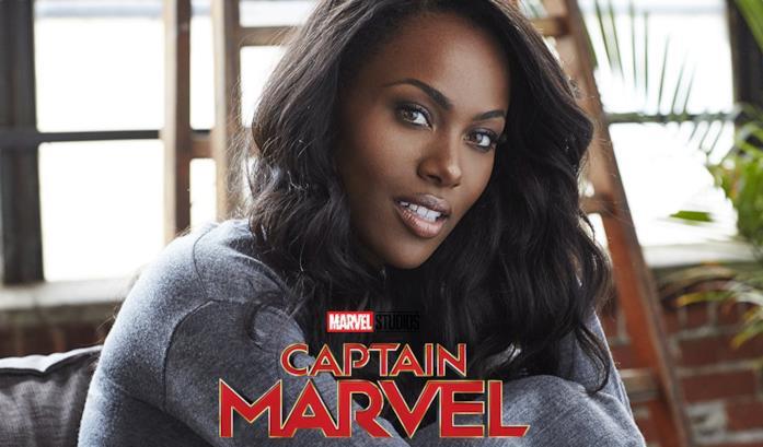 L'attrice DeWanda Wise entra nel cast di Captain Marvel
