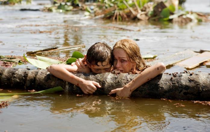 Un'immagine del film The Impossible