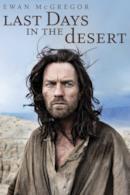 Poster Gli ultimi giorni nel deserto