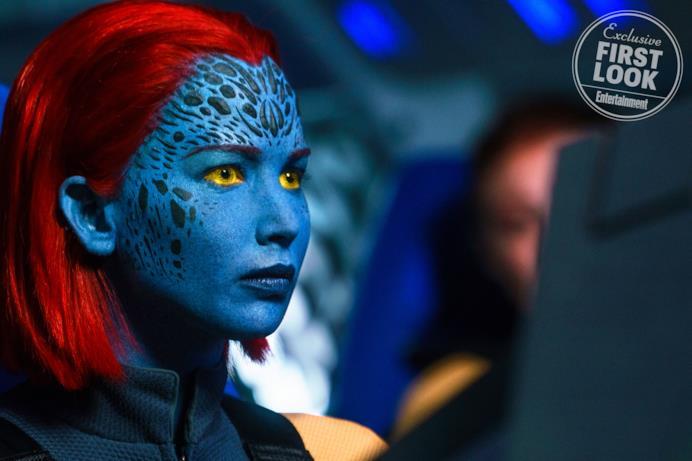 Mystica sarà interpretata ancora una volta da Jennifer Lawrence