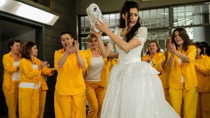 Il matrimonio di Saray in Vis a Vis