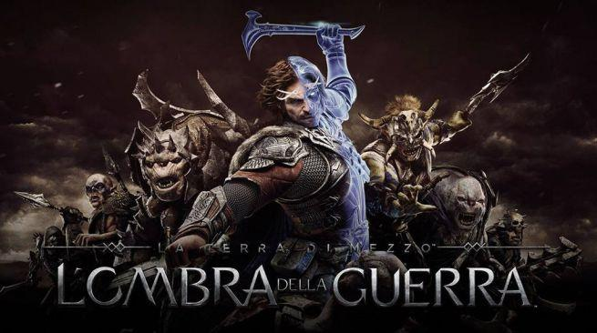 La Terra di Mezzo: L'Ombra della Guerra è disponibile su PC, PS4 e Xbox One