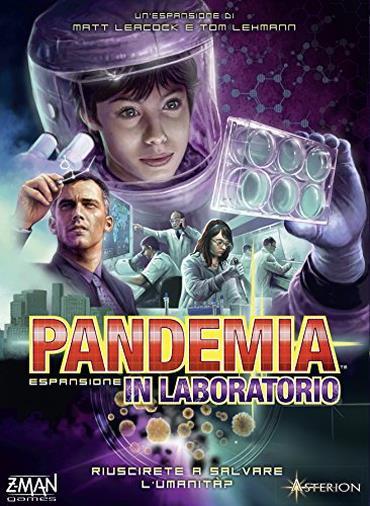 Pandemia: in Laboratorio, Edizione Italiana