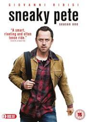 Sneaky Pete: Season One (3 Dvd) [Edizione: Regno Unito]