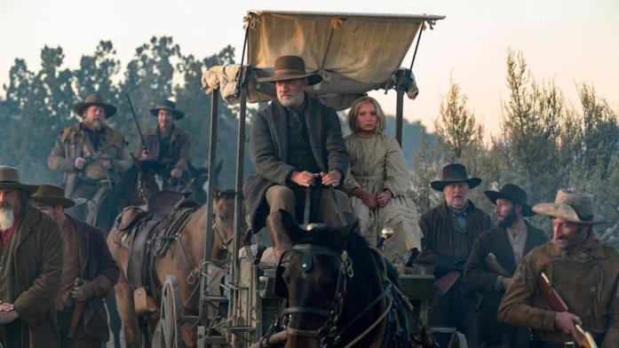 Notizie dal mondo: Tom Hanks e Helena Zengel