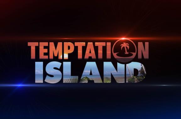 Il logo di Temptation Island