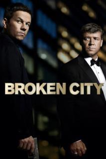 Poster Broken City