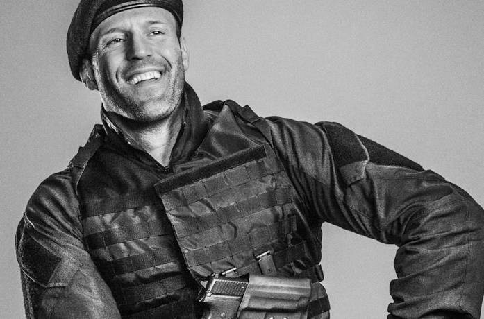 Jason Statham ne I Mercenari 3