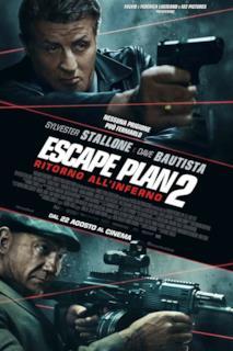 Poster Escape Plan 2 - Ritorno all'inferno