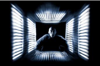 Una scena del cult horror The Cube
