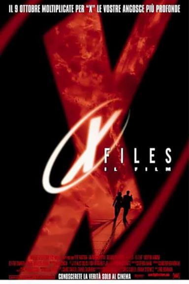 Poster X-Files - Il film