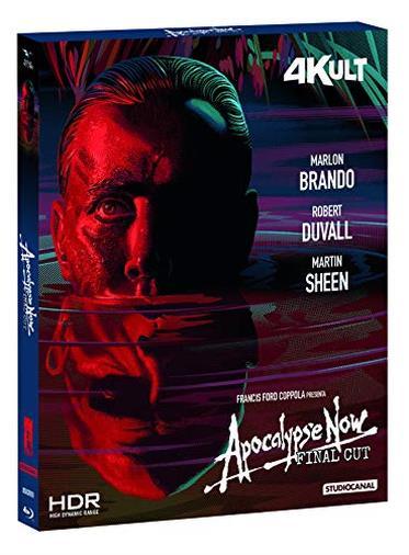 "Apocalypse Now Final Cut ""4Kult""  (4 Blu Ray)"