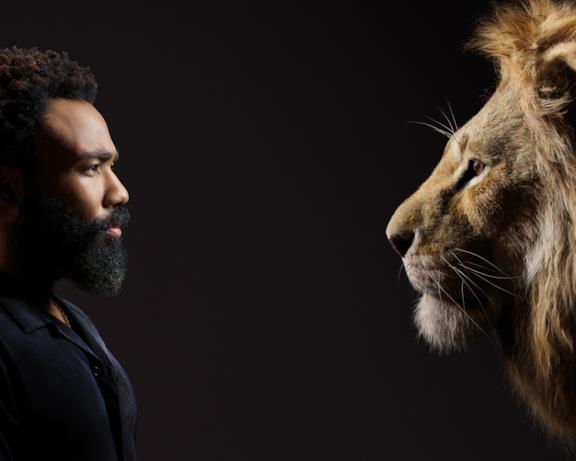 Il cantante e rapper americano presta la sua voce a Simba