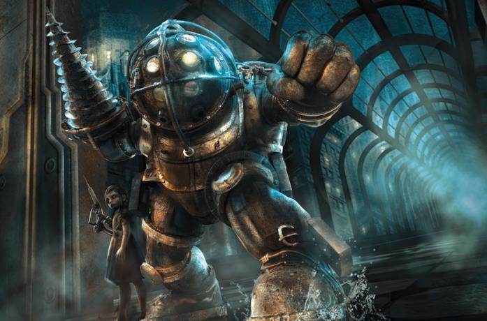 Il Big Daddy simbolo della serie BioShock