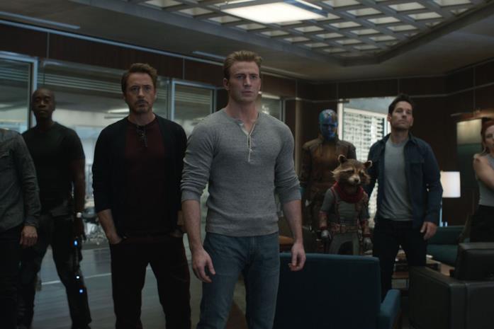 Foto dal film Avengers: Endgame