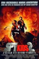 Poster Spy Kids 2 - L'isola dei sogni perduti