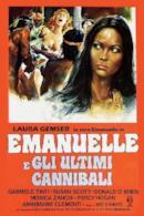 Poster Emanuelle e gli ultimi cannibali