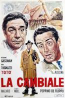 Poster La Cambiale