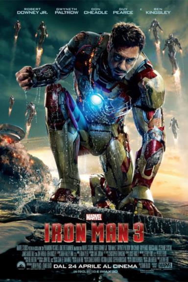 Poster Iron Man 3