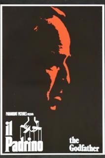 Poster Il padrino