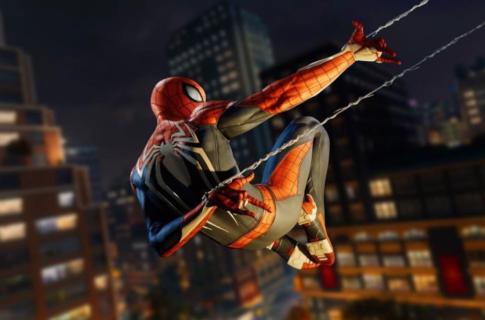 Spider-Man 2 al PS5 Showcase 2021