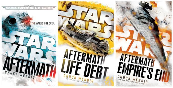 Immagine di Star Wars Aftermath