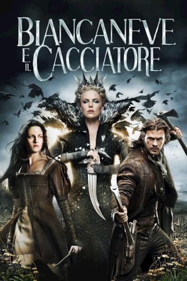 Poster Biancaneve e il cacciatore