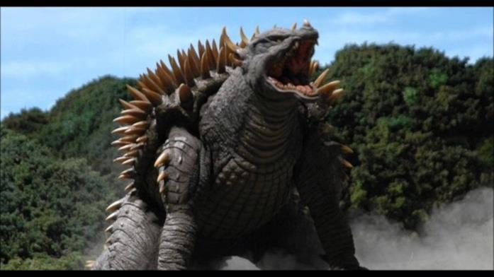 Godzilla contro Angilas