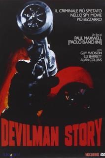 Poster Devilman Story