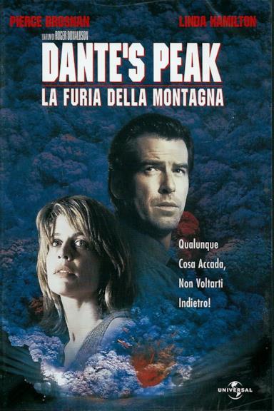 Poster Dante's Peak - La furia della montagna