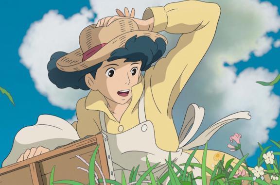Studio Ghibli ancora su Netflix: i film anime in uscita ad aprile 2020