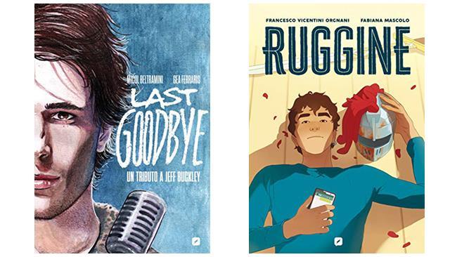 Last Goodbye e Ruggine - Fumetti
