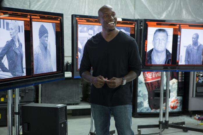 Tyrese Gibson in Fast & Furious 6