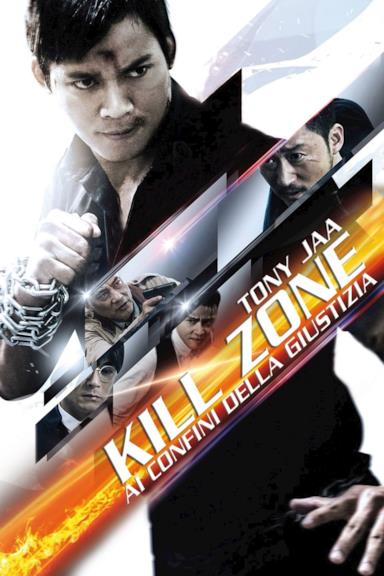 Poster Kill Zone - Ai confini della giustizia