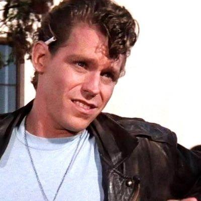 Kenickie in primo piano